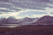 Norwegian Landscape Prints - Kings Bay Print by Hakon Soreide