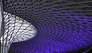 Christine May - Kings Cross Station