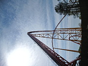 Va Photos - Kings Dominion - Intimidator 305 - 01131 by DC Photographer