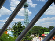 Kings Island - 121273 Print by DC Photographer