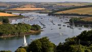 Devonshire Prints - Kingsbridge Estuary Devon Print by Louise Heusinkveld