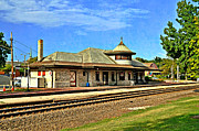 Marty Koch Photo Acrylic Prints - Kirkwood Station Acrylic Print by Marty Koch