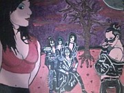 Gene Simmons Originals - Kiss Me Not by Robert Garris