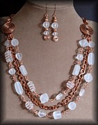 Cameo Jewelry - Kissed by the Sea by Jan  Brieger-Scranton