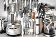 Processor Photo Originals - Kitchen Colection by William Kauffman