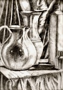 India Samara - Kitchen Still Life