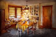 Mike Savad - Kitchen - Typical farm kitchen