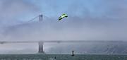 Chuck Kuhn - Kite Surfing Golden Gate