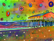 Carolina Coto - Kitty Hawk Pier