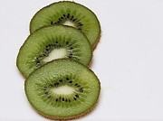 Food And Beverage Art - Kiwi Green by Denise Trocio
