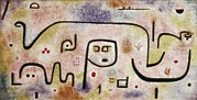 Expressionist Photos - Klee, Paul 1879-1940. Insula Dulcamara by Everett