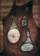 Expressionist Photos - Klee, Paul 1879-1940. Omega 5 Dummy by Everett