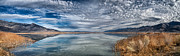 Lake Art - Klondike Lake by Cat Connor