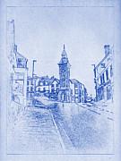 Justin Woodhouse - Knighton Clock Tower...
