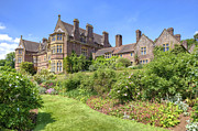 Mansion Photo Prints - Knightshayes Court Print by Joana Kruse
