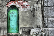 Abandoned Buildings Prints - Knock Knock Print by JC Findley