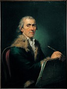Mondjulygp1 Art - Knoller Martin, Self-portrait, 1803 by Everett