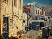 William Schmid - Knoxville Rear Alley