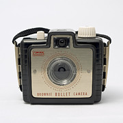 Aperture Photos - Kodak Brownie Bullet by Elena Bouvier