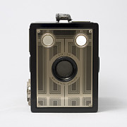Aperture Photos - Kodak Brownie Junior Six 20 by Elena Bouvier