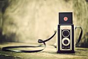 Kodak Duaflex II Camera Print by Terry DeLuco