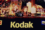 Window Signs Art - Kodak Memories by Joann Vitali