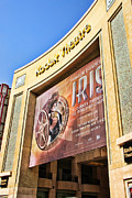Attract Wealth Prints - Kodak Theatre Print by Mariola Bitner