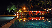 Bar Photos - Koh Samui Beach Resort by Adam Romanowicz