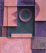 Geometric Sculpture Prints - Koha. 2002 Print by Peter-hugo Mcclure