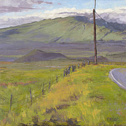 Robert Weiss - Kohala Mountains from...