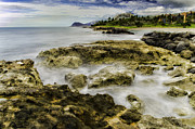 Ko Olina Lagoon Framed Prints - Kohola Lagoon Framed Print by Rod Sterling