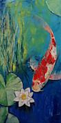 Michael Creese - Koi Fish