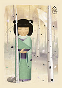 Patrycja Wrobel - Kokeshi Dream About the...