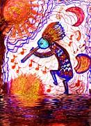 Anne-Elizabeth Whiteway - Kokopelli Fire and Music