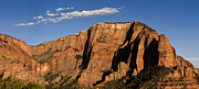 Desert Metal Prints - Kolob Canyons Metal Print by Jeffrey Campbell