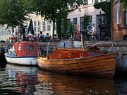 Jeff Brunton - Kopenhavn Denmark Canal Boat Tour 43