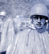 Nigel Fletcher-Jones - Korean War Memorial