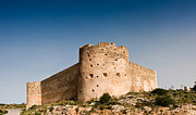 Ages Prints - Koulos Fortress Print by Gabriela Insuratelu