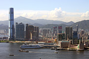 Hong Kong Photos - Kowloon in Hong Kong by Lars Ruecker
