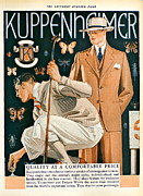 1920 Originals - Kuppenheimer Clothes For Men by Ira Shander