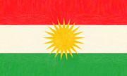 MotionAge Art and Design - Ahmet Asar - Kurdish Flag