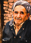 MotionAge Art and Design - Ahmet Asar - Kurdish man