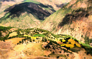 MotionAge Art and Design - Ahmet Asar - Kurdish Village in High...