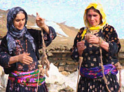 MotionAge Art and Design - Ahmet Asar - Kurdish Women