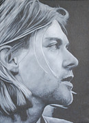 Kurt Cobain Originals - Kurt Cobain by David Dunne