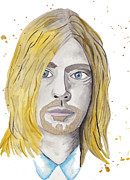Kurt Cobain Originals - Kurt Cobain by Laurel Condon