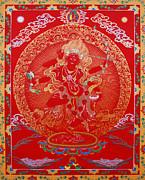 Kurukulle Devi Print by Sergey Noskov
