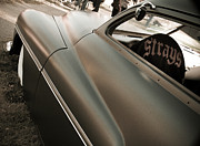 Lowered Prints - Kustom Lifestyle Print by Merrick Imagery