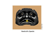 Potlatch Framed Prints - Kwakiutl Speaks Framed Print by Art  MacKay