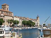 Habor Prints - La Ciotat Harbor Print by Christiane Schulze